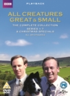 All Creatures Great and Small: Complete Series - DVD