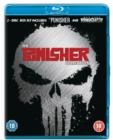The Punisher/The Punisher: War Zone - Blu-ray