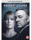 House of Cards: Seasons 1-5 - DVD
