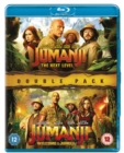 Jumanji - Welcome to the Jungle/Jumanji - The Next Level - Blu-ray