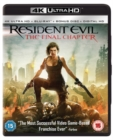 Resident Evil: The Final Chapter - Blu-ray