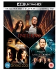 The Da Vinci Code/Angels and Demons/Inferno - Blu-ray