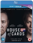 House of Cards: The Complete Fourth Season - Blu-ray