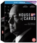 House of Cards: Seasons 1-4 - Blu-ray