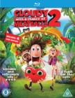 Cloudy With a Chance of Meatballs 2 - Blu-ray