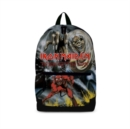 Iron Maiden Number Of The Beast Rocksax Classic Rucksack - Merchandise