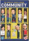 Community: The Complete Fourth Season - DVD