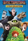 Hotel Transylvania: 3-film Collection - DVD