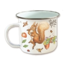 Enamel Mug Squirrel Nutkin - Book