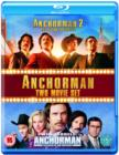 Anchorman/Anchorman 2 - Blu-ray