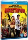 Infestation - Blu-ray