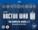 Doctor Who - The New Series: Series 1-7 - Blu-ray