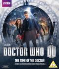 Doctor Who: The Time of the Doctor and Other Eleventh Doctor ... - Blu-ray
