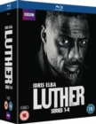 Luther: Series 1-4 - Blu-ray