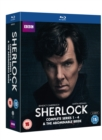 Sherlock: Complete Series 1-4 & the Abominable Bride - Blu-ray