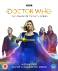 Doctor Who: The Complete Twelfth Series - Blu-ray