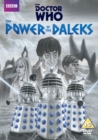 Doctor Who: The Power of the Daleks - DVD