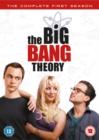 The Big Bang Theory: The Complete First Season - DVD