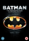 Batman: The Motion Picture Anthology - DVD