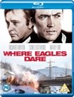 Where Eagles Dare - Blu-ray