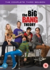 The Big Bang Theory: The Complete Third Season - DVD