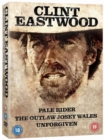Pale Rider/The Outlaw Josey Wales/Unforgiven - DVD
