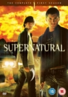 Supernatural: The Complete First Season - DVD