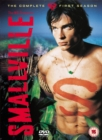 Smallville: The Complete First Season - DVD