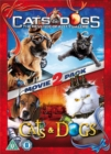 Cats and Dogs/Cats and Dogs: The Revenge of Kitty Galore - DVD