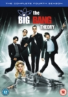 The Big Bang Theory: The Complete Fourth Season - DVD