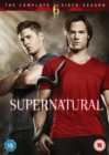 Supernatural: The Complete Sixth Season - DVD