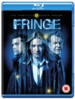 Fringe: The Complete Fourth Season - Blu-ray