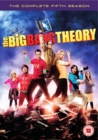 The Big Bang Theory: The Complete Fifth Season - DVD