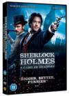Sherlock Holmes: A Game of Shadows - DVD