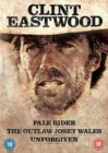 Pale Rider/The Outlaw Josey Wales/Unforgiven - Blu-ray