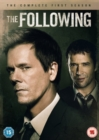 The Following: The Complete First Season - DVD