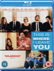 This Is Where I Leave You - Blu-ray