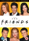Friends: The End - Seasons 8-10 - DVD