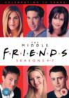 Friends: The Middle - Seasons 4-7 - DVD