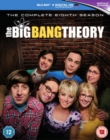 The Big Bang Theory: The Complete Eighth Season - Blu-ray