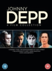 Johnny Depp Collection - DVD