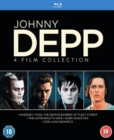Johnny Depp Collection - Blu-ray