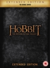The Hobbit: Trilogy - Extended Edition - DVD