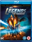 DC's Legends of Tomorrow: The Complete First Season - Blu-ray