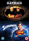Batman/Superman: The Movie - DVD