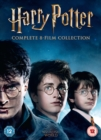 Harry Potter: The Complete 8-film Collection - DVD