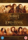 The Hobbit Trilogy/The Lord of the Rings Trilogy - DVD