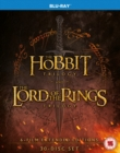 The Hobbit Trilogy/The Lord of the Rings Trilogy: Extended... - Blu-ray