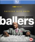 Ballers: The Complete Second Season - Blu-ray