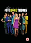 The Big Bang Theory: Seasons 1-10 - DVD